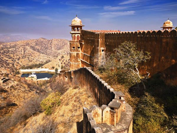 Facts on Nahargarh Fort