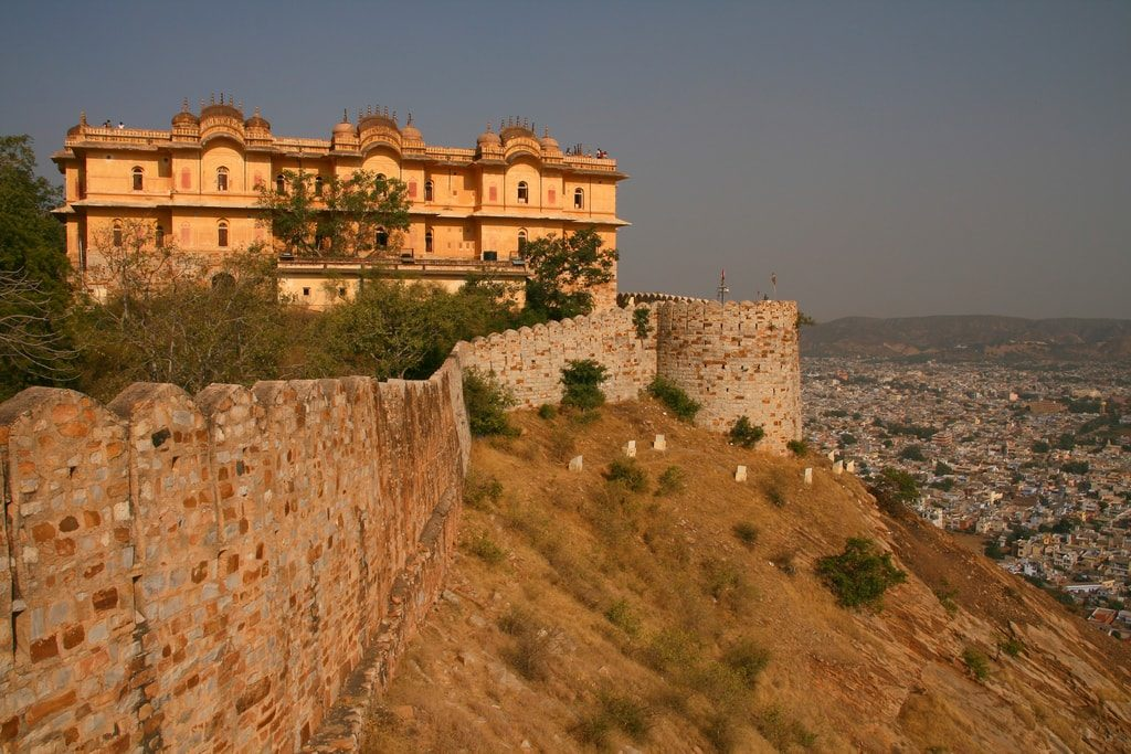 History of The Nahargarh Fort