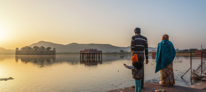 Jal Mahal 2021 – The Tranquil Lake Palace Is a Bird Lover's Delight