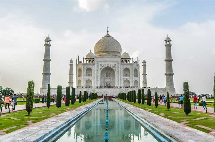 3 Days - Golden Triangle Tour By Car
