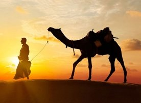 Rajasthan Tour Package From Mumbai